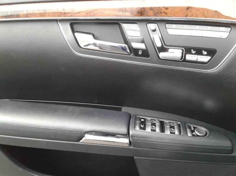 2008 Mercedes-Benz S-Class AWD S 550 4MATIC 4dr Sedan - East Bridgewater MA