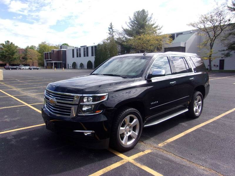 2015 chevrolet tahoe 4x4 ltz 4dr suv in east bridgewater. Black Bedroom Furniture Sets. Home Design Ideas
