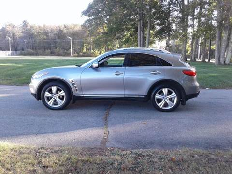 2011 Infiniti FX35 for sale in East Bridgewater, MA