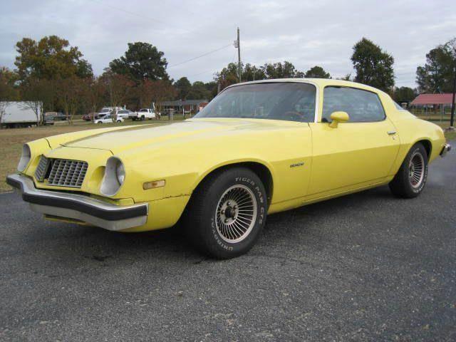 1975 Chevrolet Camaro In Angier Angier Apex Go Go Auto