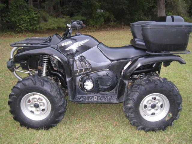 2005 yamaha grizzly 660 se special edition in angier nc go go auto sales llc. Black Bedroom Furniture Sets. Home Design Ideas