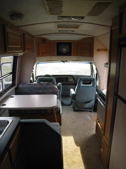 1991 Ford E350 Telstar by Champion  - Angier NC