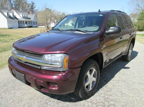 2006 Chevrolet TrailBlazer for sale in Angier, NC