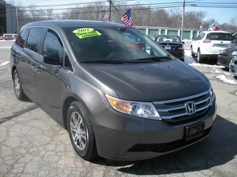 2011 Honda Odyssey for sale in North Attleboro, MA