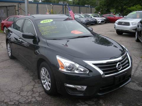 2015 Nissan Altima for sale in North Attleboro, MA