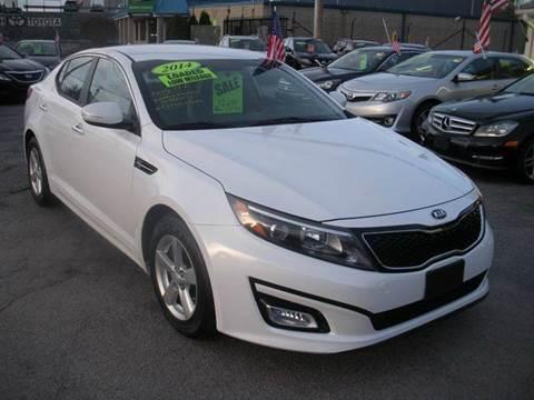 2014 Kia Optima for sale in North Attleboro MA