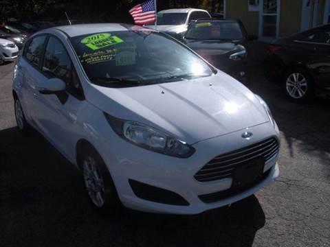 2015 Ford Fiesta for sale in North Attleboro, MA