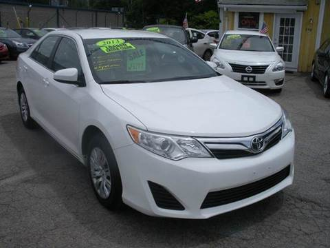 2013 Toyota Camry for sale in North Attleboro, MA