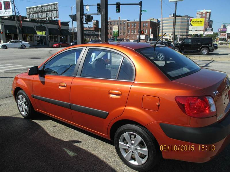 2009 kia rio lx 4dr sedan 4a in manchester nh merrow for State motors manchester nh