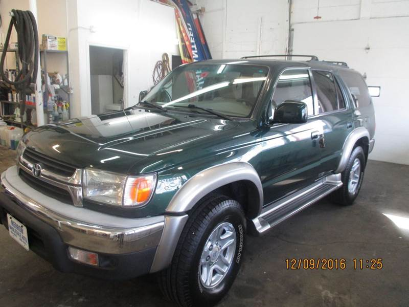 2002 toyota 4runner sr5 4wd 4dr suv in manchester nh for State motors manchester nh