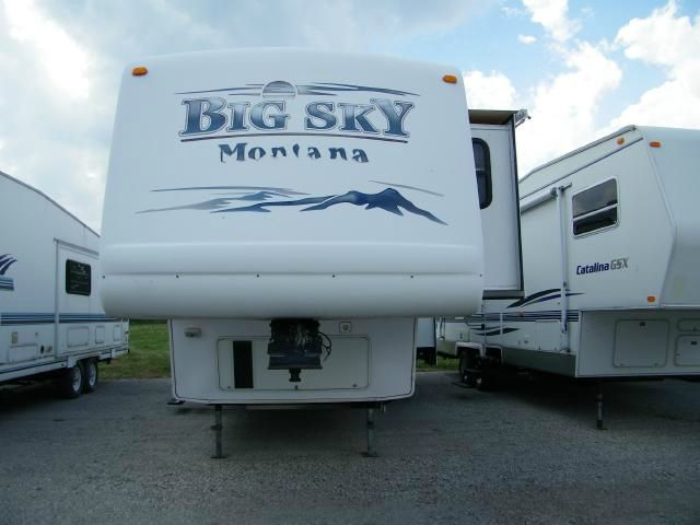 2003 Keystone Montana Big Sky 3280RL Fifth Wheel - Brockport NY