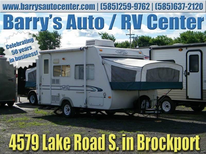 Fantastic  Trailer Camper  7900 Rochester  RV RVs For Sale  Binghamton NY