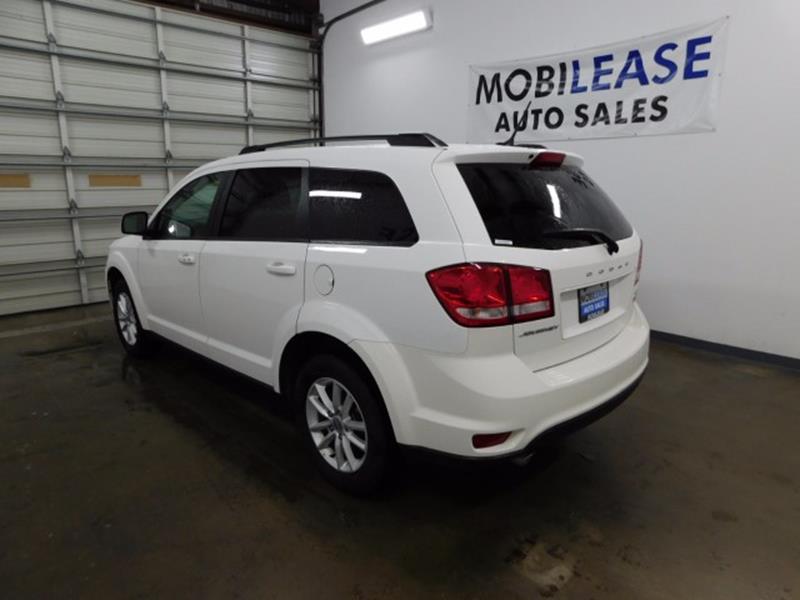 2016 Dodge Journey SXT 4dr SUV In Houston TX  MOBILEASE INC