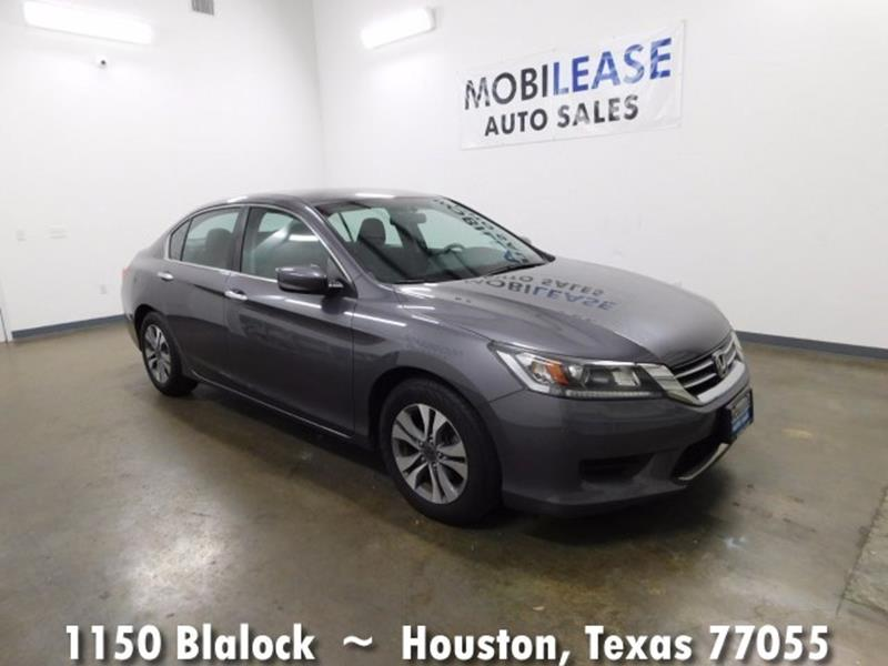 2014 honda accord for sale in houston tx for Honda accord 2014 for sale