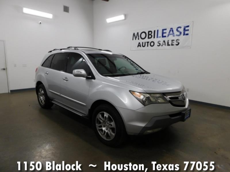 Mobilease Inc Leasing Used Cars Used Car Used Car Dealer Used - Houston acura dealerships