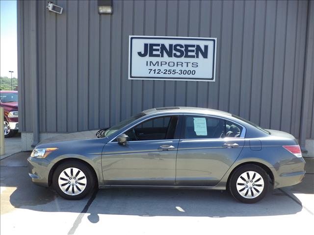 Used 2010 honda accord ex 4dr 5a in sioux city ia at for Jensen motors sioux city
