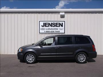 2015 chrysler town and country for sale iowa for Jensen motors sioux city
