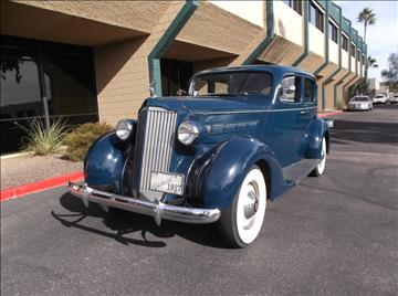 1937 Packard SIX 115-C for sale in Sioux City, IA