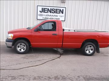 Used dodge trucks for sale sioux city ia for Jensen motors sioux city