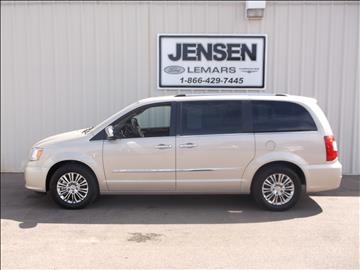 2014 chrysler town and country for sale iowa for Jensen motors sioux city