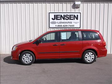 Dodge grand caravan for sale sioux city ia for Jensen motors sioux city
