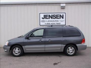 Ford freestar for sale iowa for Jensen motors sioux city