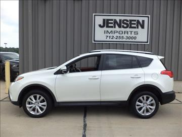 Toyota rav4 for sale sioux city ia for Jensen motors sioux city