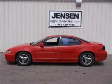 Pontiac grand prix for sale sioux city ia for Jensen motors sioux city