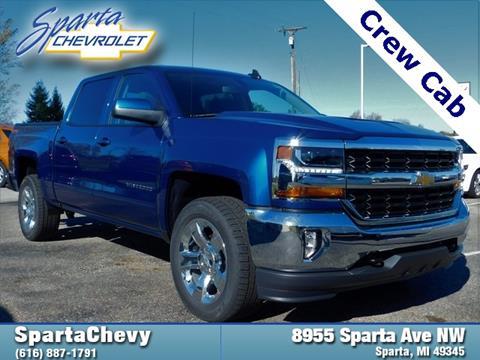 2018 Chevrolet Silverado 1500 for sale in Sparta, MI