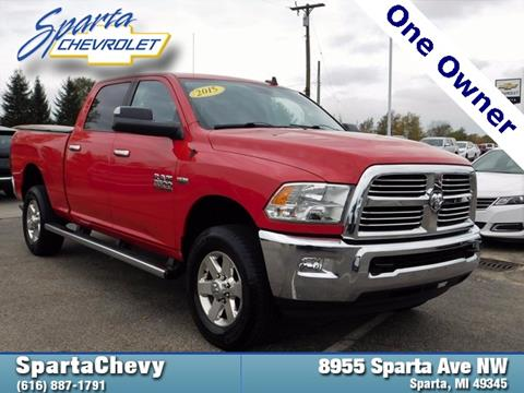 2015 RAM Ram Pickup 3500 for sale in Sparta, MI