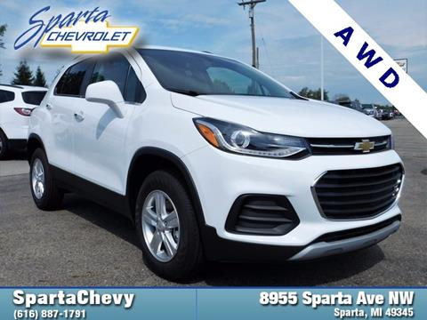 2017 Chevrolet Trax for sale in Sparta, MI