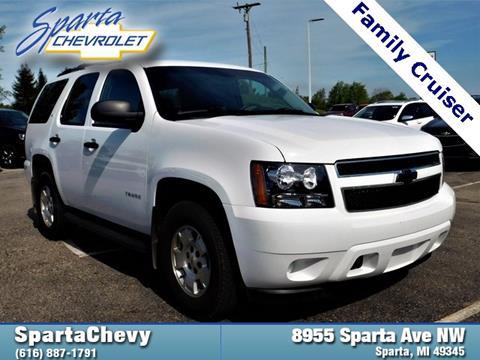 2008 Chevrolet Tahoe For Sale In Sparta MI