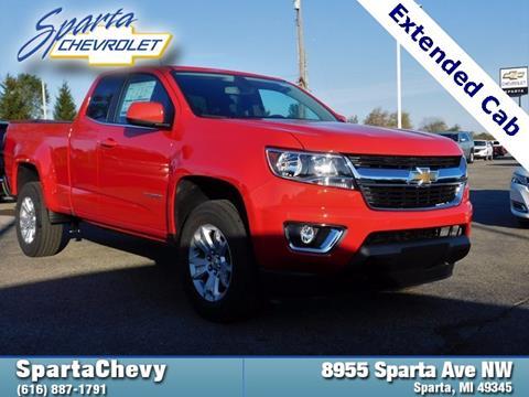 2018 Chevrolet Colorado for sale in Sparta, MI