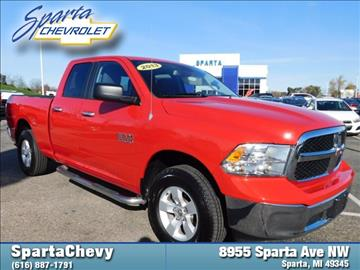 2013 RAM Ram Pickup 1500 for sale in Sparta, MI