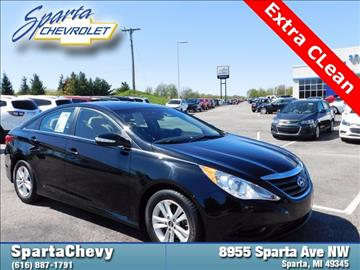 2014 Hyundai Sonata for sale in Sparta, MI