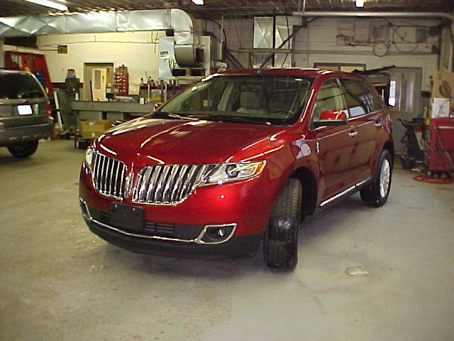 2013 Lincoln MKX for sale in UPSALA MN