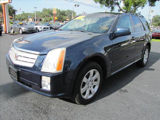 2007 Cadillac SRX for sale in Oakland Park FL