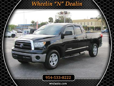 2011 Toyota Tundra for sale in Oakland Park, FL