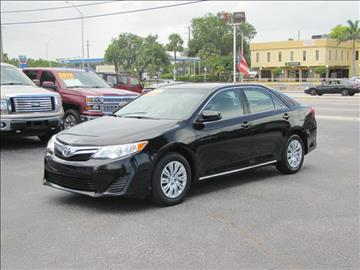 2012 Toyota Camry for sale in Oakland Park, FL