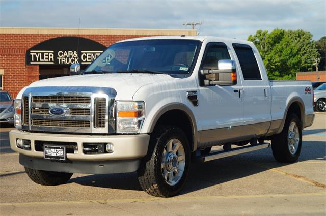 2009 ford f 250 super duty king ranch in tyler brownsboro bullard tyler car truck center. Black Bedroom Furniture Sets. Home Design Ideas