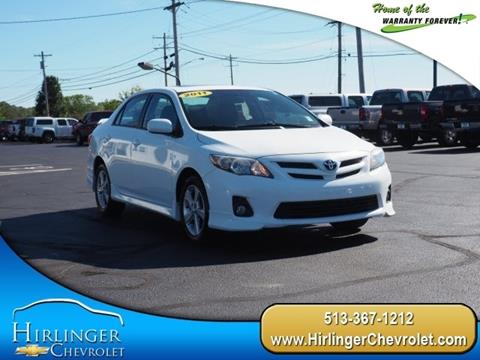 2011 Toyota Corolla for sale in Harrison, OH