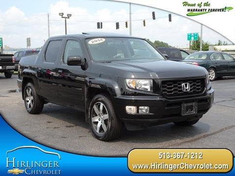 2014 Honda Ridgeline for sale in Harrison, OH