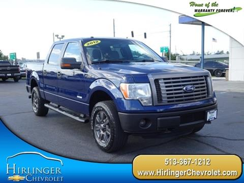 2012 Ford F-150 for sale in Harrison, OH