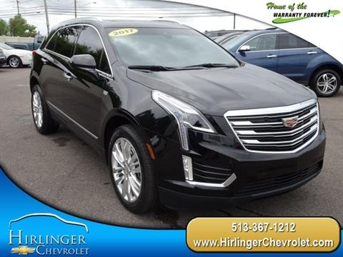 2017 Cadillac XT5 for sale in Harrison, OH