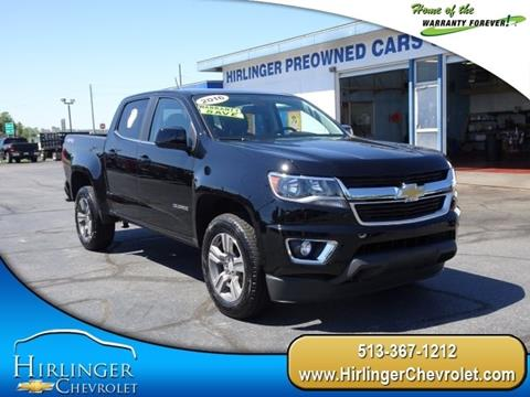 2016 Chevrolet Colorado for sale in Harrison, OH