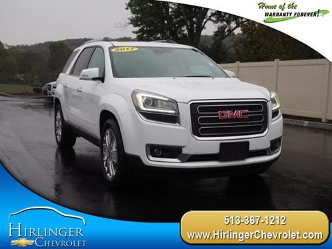 2017 GMC Acadia Limited for sale in Harrison, OH