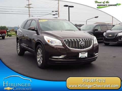 2015 Buick Enclave for sale in Harrison, OH