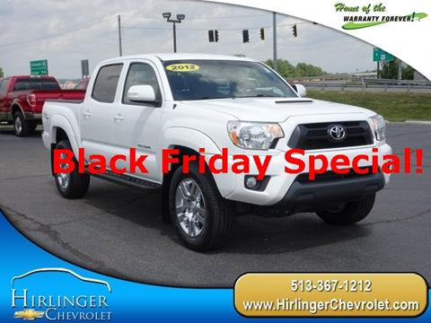 2012 Toyota Tacoma for sale in Harrison, OH