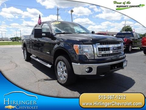2013 Ford F-150 for sale in Harrison, OH