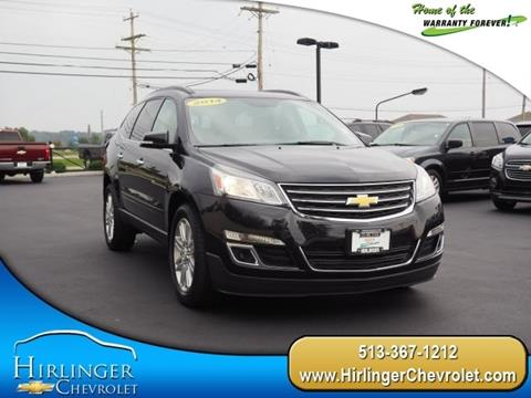 2014 Chevrolet Traverse for sale in Harrison, OH
